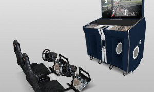 Pinel&amp;Pinel, Arcade PS, trunck-1